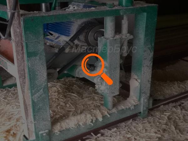 Распиловка древесины и производство профилированного бруса